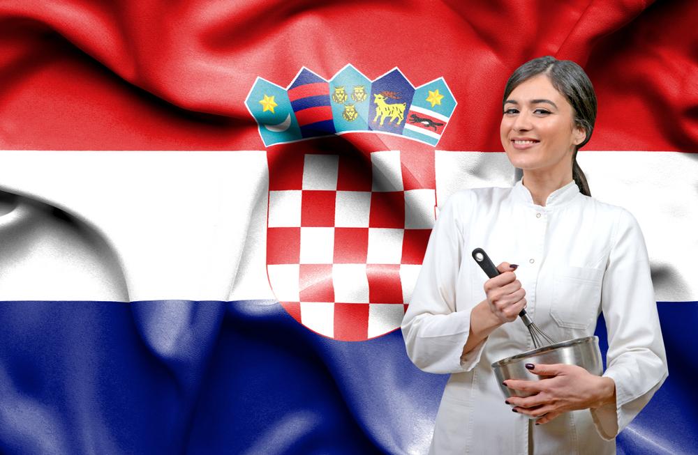 Gastronomija Hrvatska